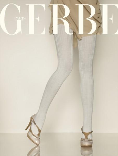 Gerbe - Warm ribbed winter tights Arpege