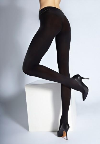 7f8d6ac55ea8d Cecilia de Rafael - Comfortable seamless opaque hipster tights Miss 60 &# 9989;