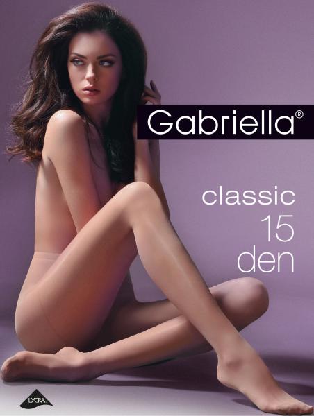 Gabriella - Classic tights Miss Gabriella, 15 DEN