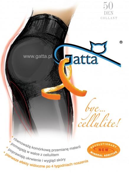 Gatta - Semi-opaque anti cellulite tights