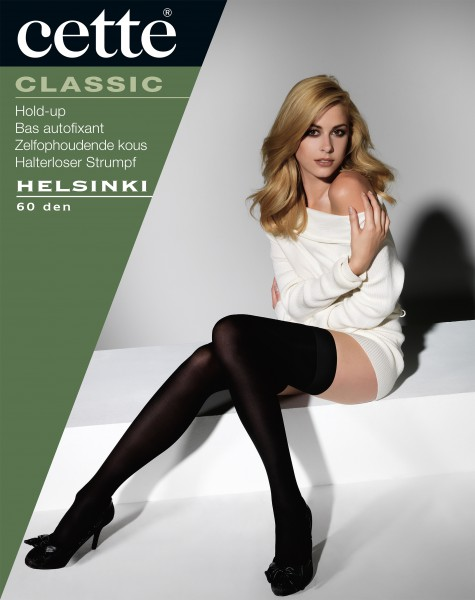 Cette Helsinki - Opaque hold ups