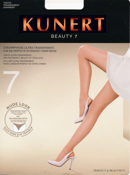 6fed12144 Kunert - Ultra-transparent nude look summer tights Beauty 7   9989