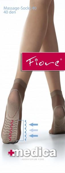 Fiore - Massage socks Medica 40 denier