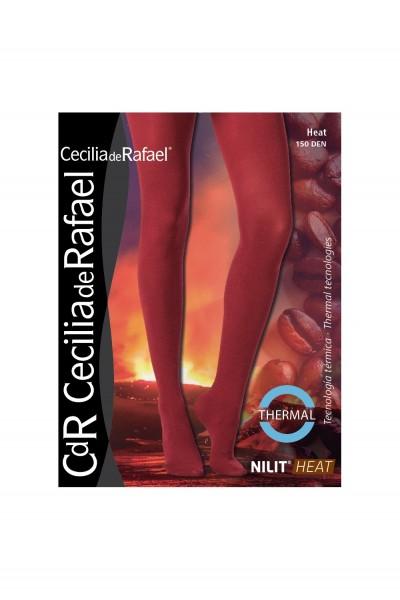 Cecilia de Rafael Heat - 150 denier warm winter tights