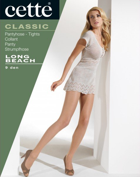 Cette Long Beach - Ultra sheer summer tights