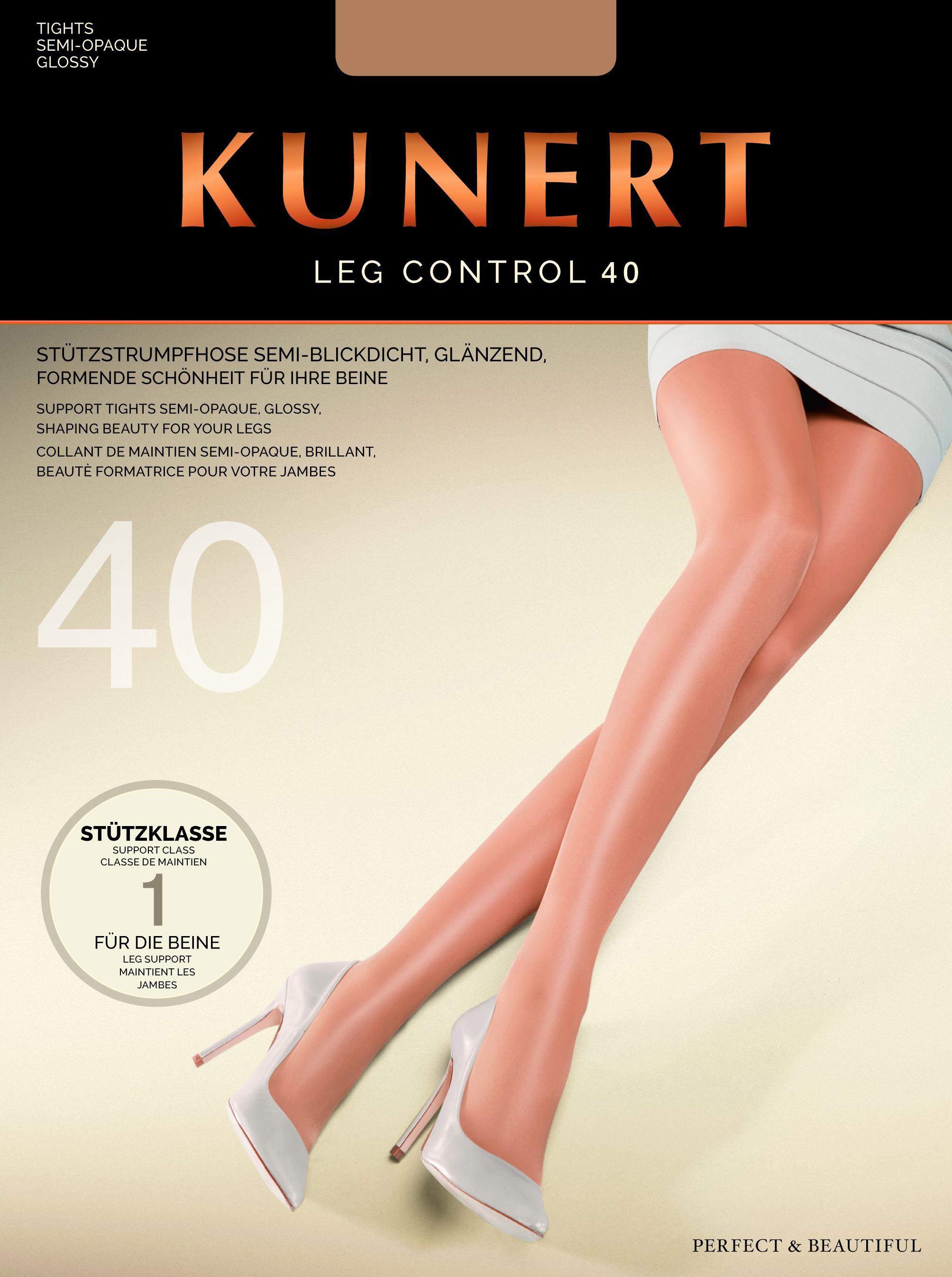 Kunert Leg Control 40 Semi Opaque Support Tights