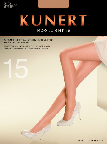 Kunert - Elegant shimmery tights Moonlight 15
