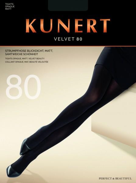 Kunert Velvet 80 - Classic opaque tights