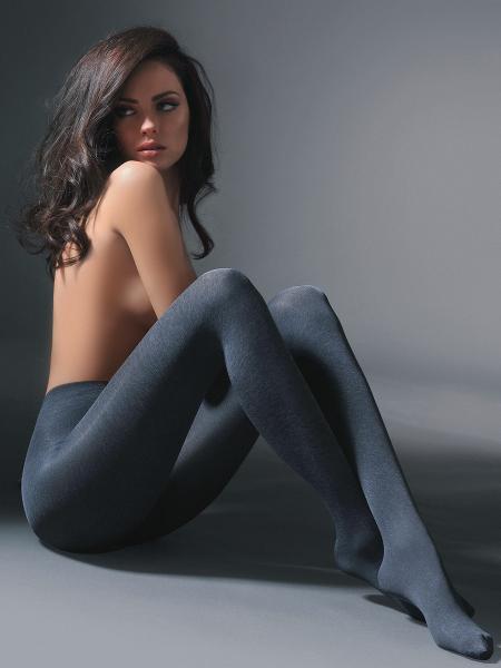 Gabriella - 50 denier opaque blend tights Melange
