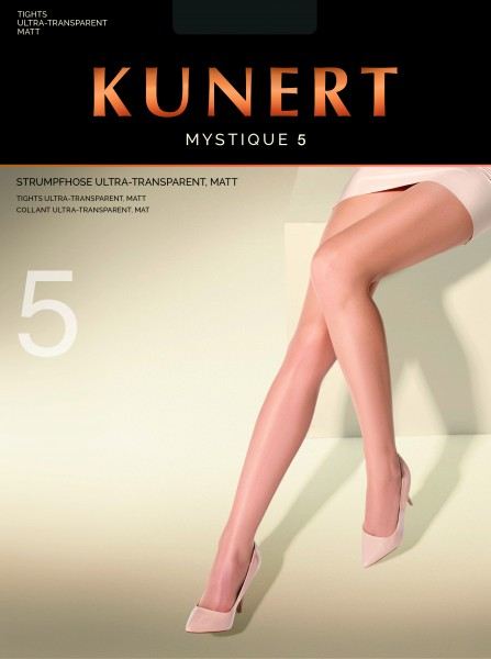 Kunert Mystique 5 - Ultra sheer, matt summer tights