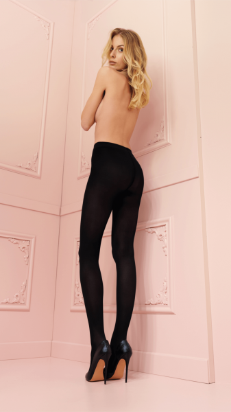 Trasparenze - Classic semi-opaque microfibre tights Linda, 40 denier