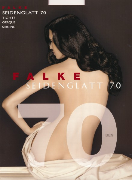FALKE Seidenglatt 70 - Opaque silky sheen tights